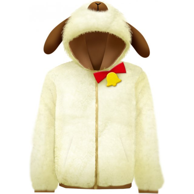 Monster Hunter X Full Zip Parka: Fenny (L Size)