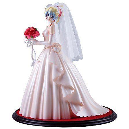 Tengen Toppa Gurren Lagann 1/8 Scale Pre-Painted Figure: Nia Teppelin Wedding Dress Ver.