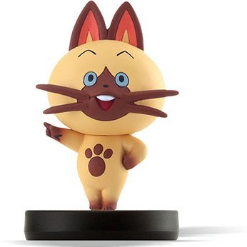 amiibo Monster Hunter Stories Series Figure (Nabiru)