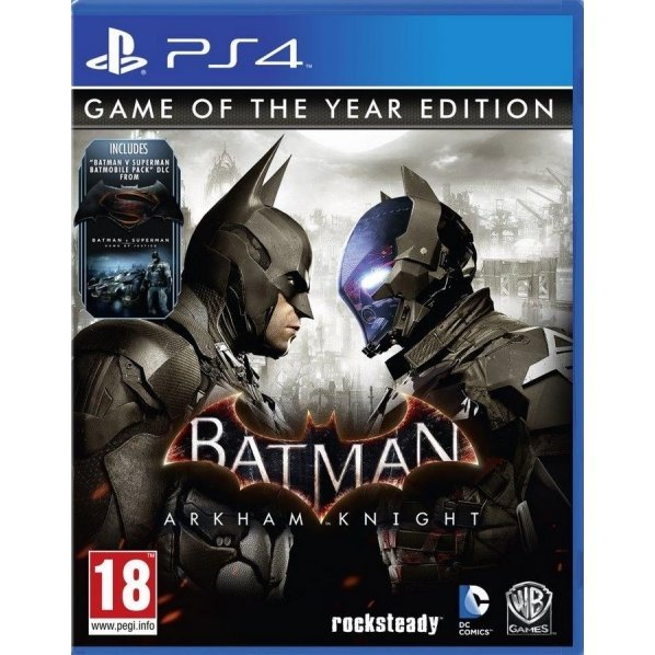 Batman: Arkham Knight [Game of the Year Edition]