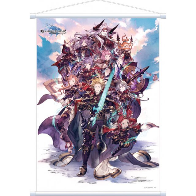 Granblue Fantasy Wall Scroll