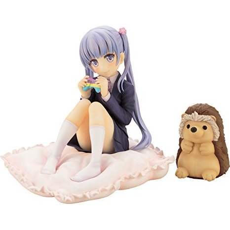 New Game! 1/8 Scale Pre-Painted Figure: Suzukaze Aoba