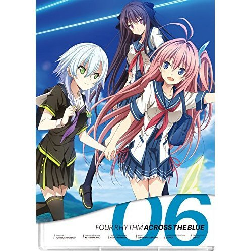 Ao No Kanata No Four Rhythm Vol.6 [Blu-ray+CD Limited Edition]
