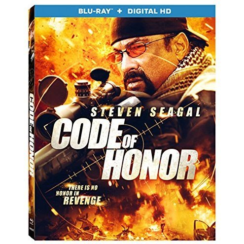 Code Of Honor [Blu-ray+Digital HD]