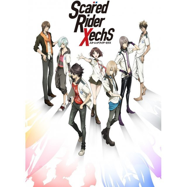Scared Rider Xechs - Resonance Song Series Vol.5
