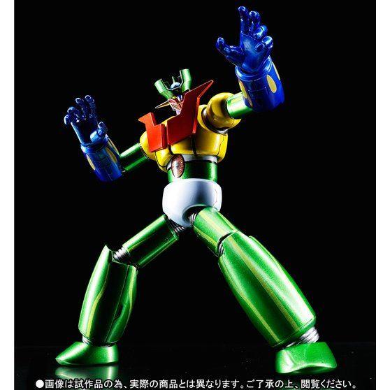 Super Robot Chogokin Mazinger Z: Steel Jeeg Color