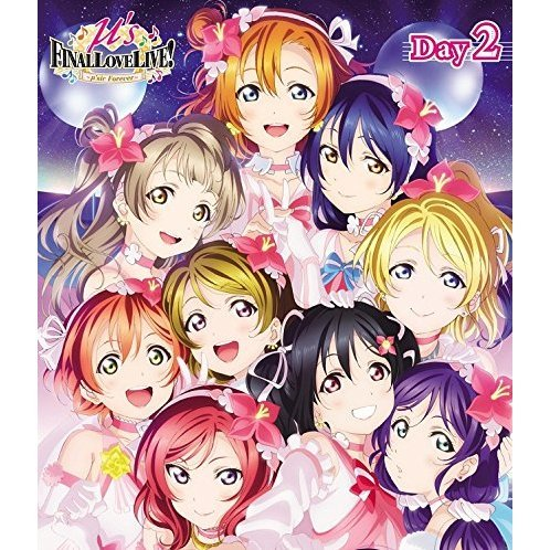 Love Live! M's Final Lovelive! - M'sic Forever Day2