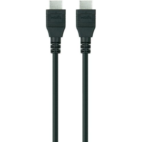 Belkin High Speed HDMI Cable with Ethernet 2m (Black)