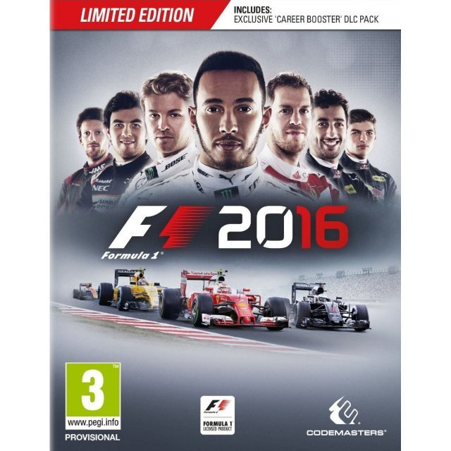 F1 2016 [Limited Edition] (Steam)