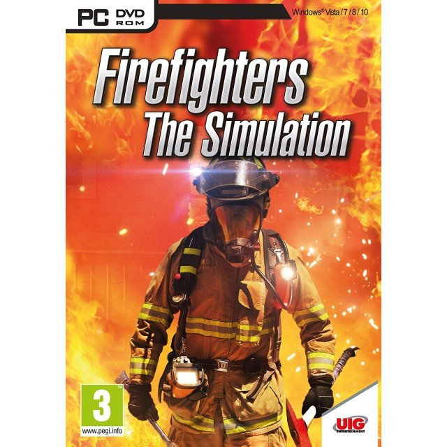 Firefighters: The Simulation