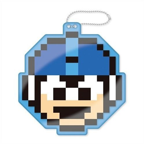 Mega Man Diecut Coin Case: Mega Man 1UP