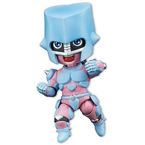 Minissimo JoJo's Bizarre Adventure Diamond Is Unbreakable: Crazy Diamond