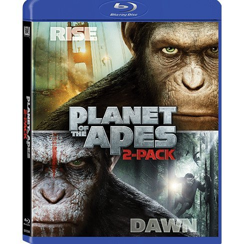 Planet of the Apes 2-Pack
