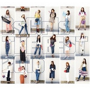 Bsgirls The Best 2016 [CD+DVD]