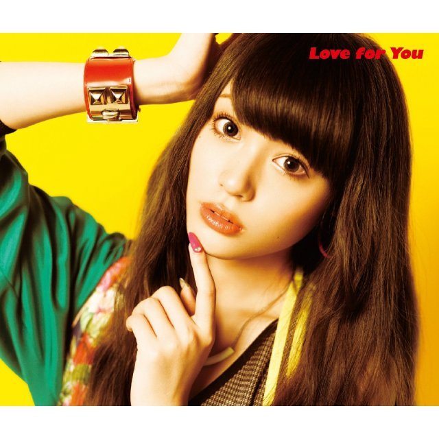 Love For You [Limited Edition Type C]