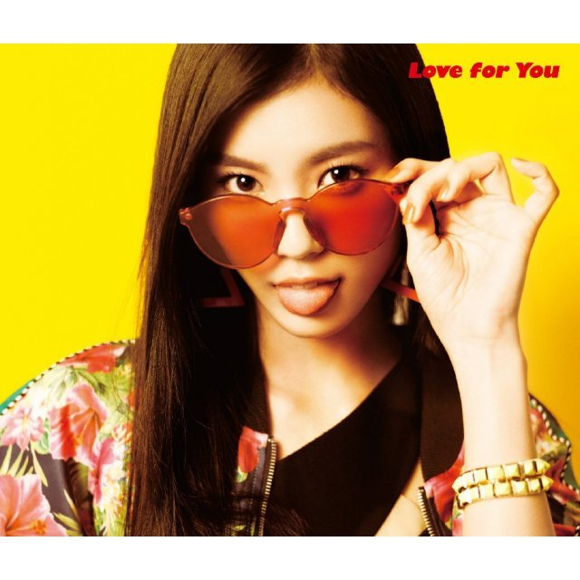 Love For You [Limited Edition Type E]