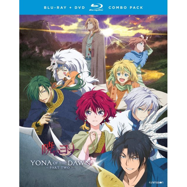 Yona of the Dawn: Part Two - Season One [Blu-ray+DVD]