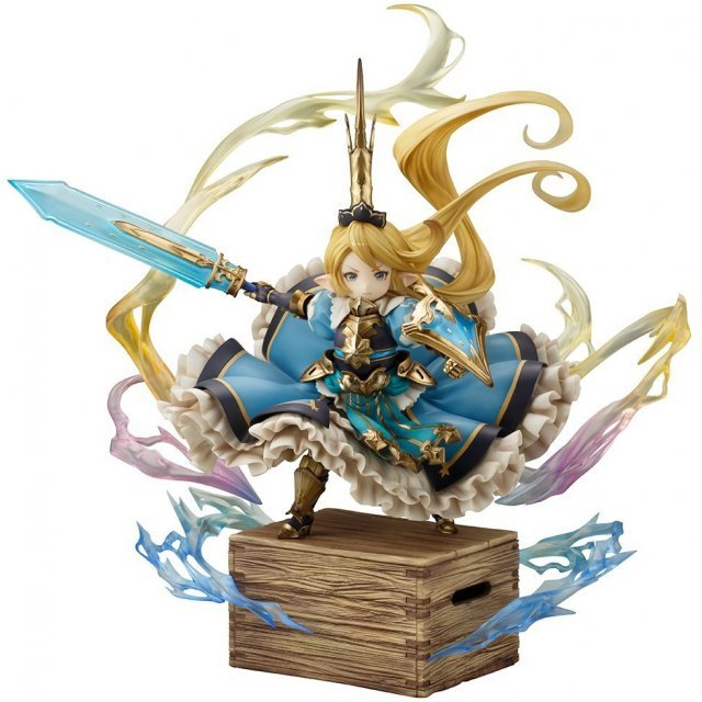 Granblue Fantasy 1/8 Scale Pre-Painted PVC Figure: Small Holy Knight Charlotte