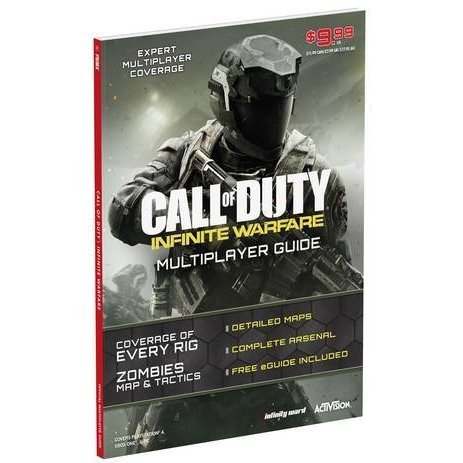 Call of Duty: Infinite Warfare Multiplayer Strategy Guide (Paperback)