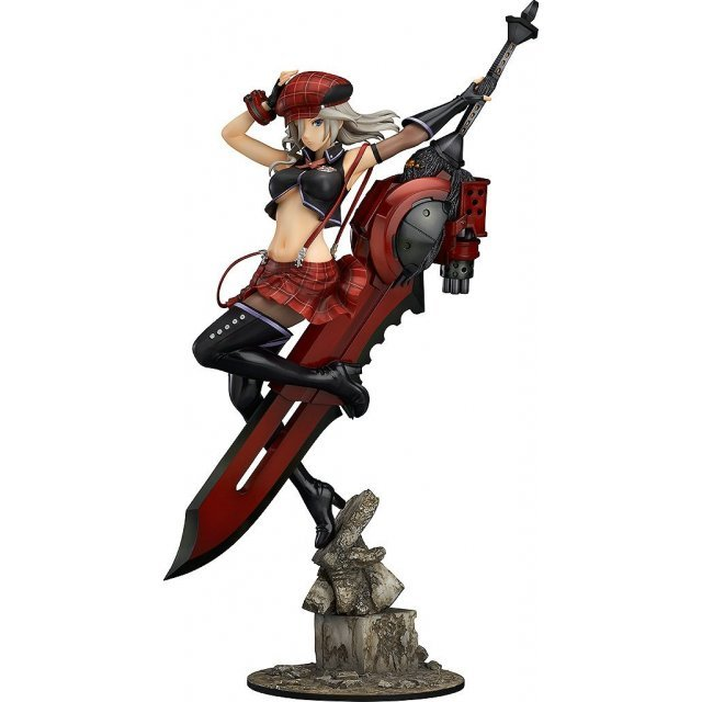 God Eater 1/8 Scale Pre-Painted Figure: Alisa Illinichina Amiella
