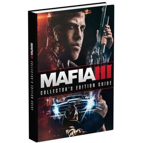 Mafia III Collector's Edition Official Strategy Guide (Hardcover)