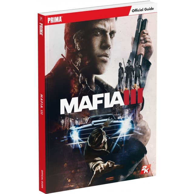 Mafia III Official Strategy Guide (Paperback)