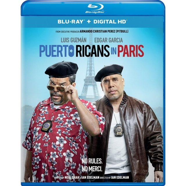 Puerto Ricans In Paris [Blu-ray+Digital HD]