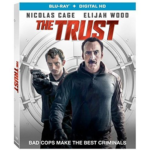 The Trust [Blu-ray+Digital HD]