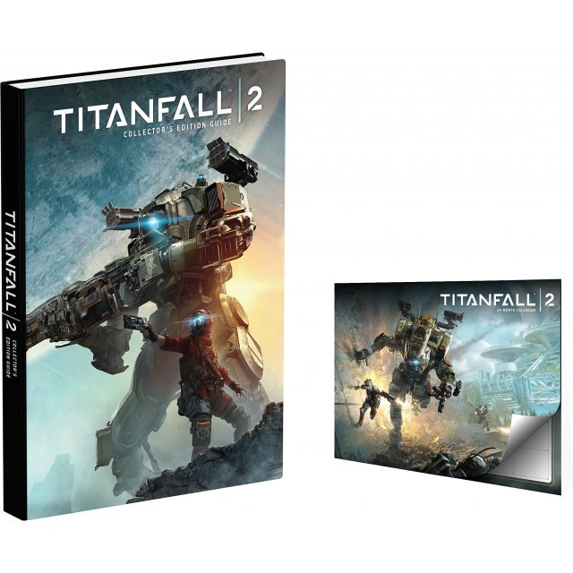Titanfall 2 Collector's Edition Strategy Guide (Hardcover)
