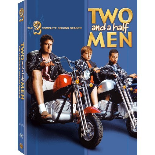 Two And A Half Men Season 2 [4DVD]
