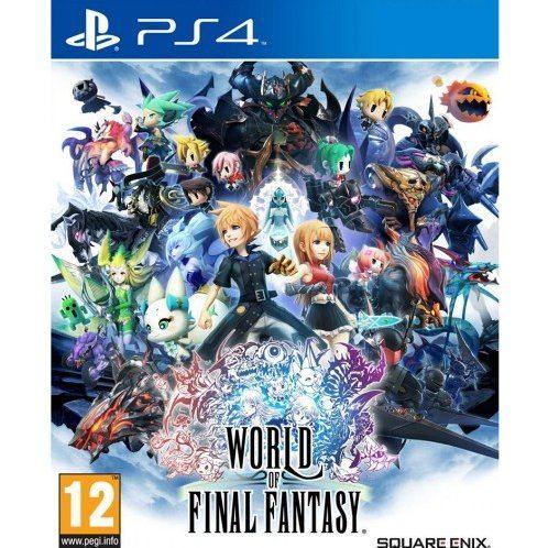 World of Final Fantasy (English)