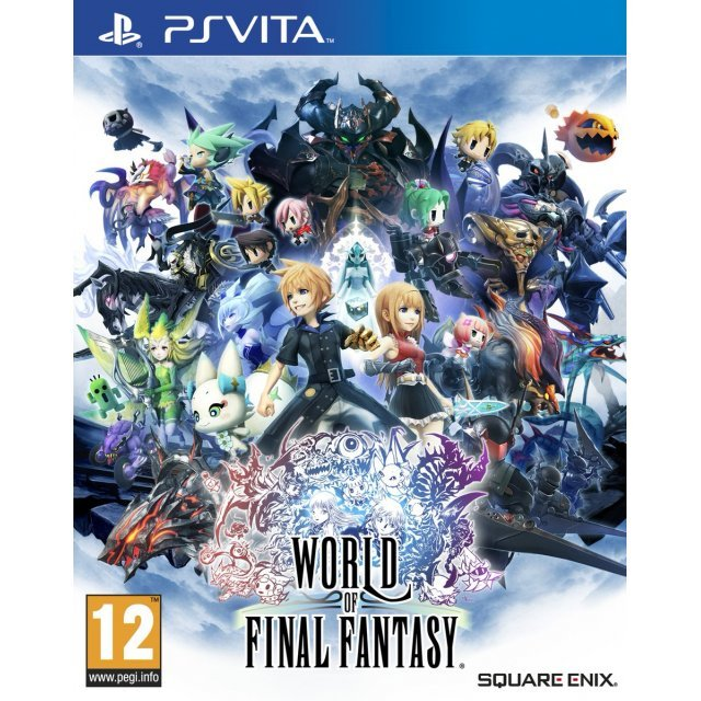 World of Final Fantasy (English)