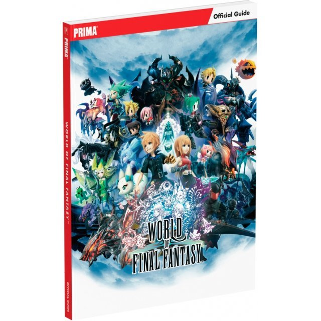World of Final Fantasy Strategy Guide (Paperback)