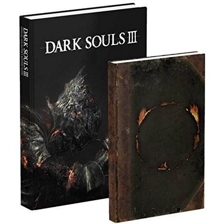 Dark Souls III Collector's Edition Strategy Guide (Hardcover)