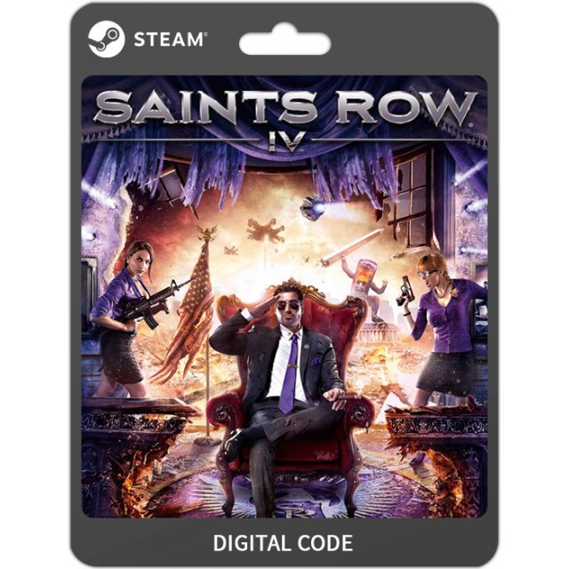 Saints Row IV [Game of the Year]