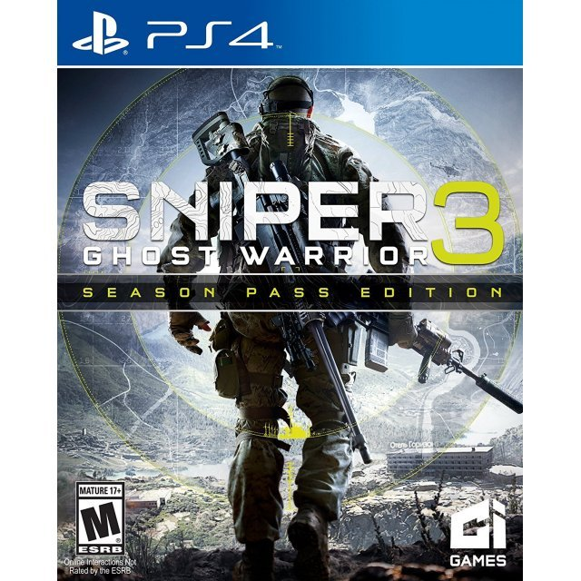Sniper: Ghost Warrior 3