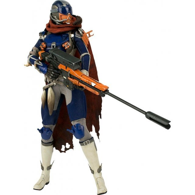 Destiny 1/6 Scale Pre-Painted Articulated Figure: Hunter