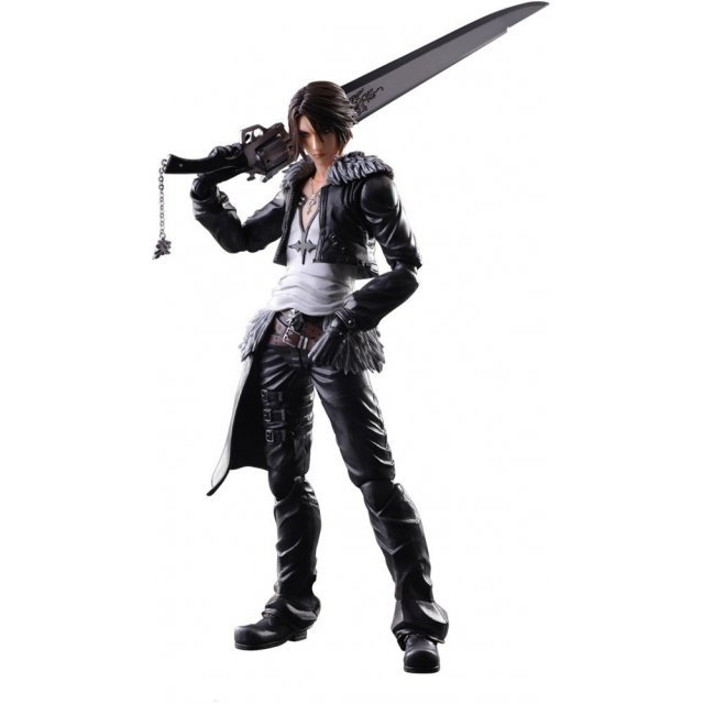 Dissidia Final Fantasy Play Arts Kai: Squall Leonhart