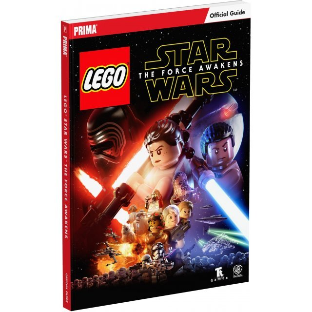 LEGO Star Wars: The Force Awakens Strategy Guide (Paperback)