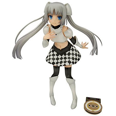 Miss Monochrome -The Animation- 2 1/8 Scale Pre-Painted Figure: Miss Monochrome