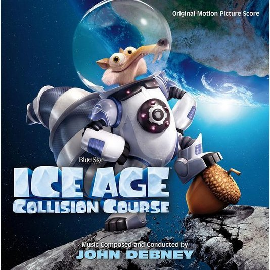 Ice Age: Collision Course' Soundtrack