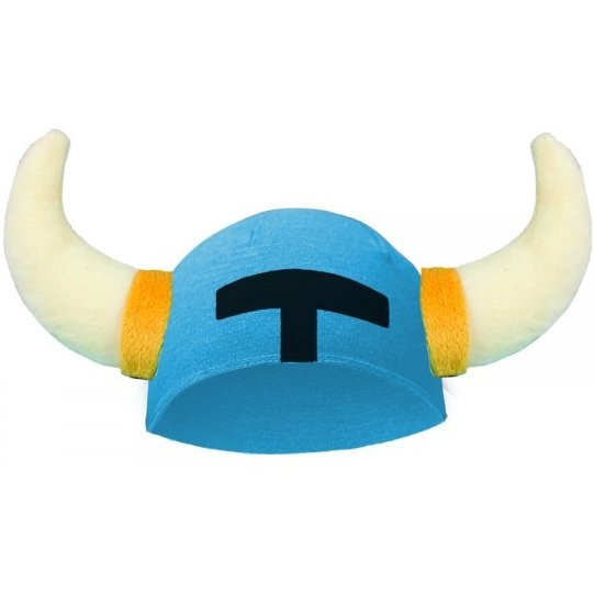 Shovel Knight Beanie / Hat: Shovel Knight Helmet