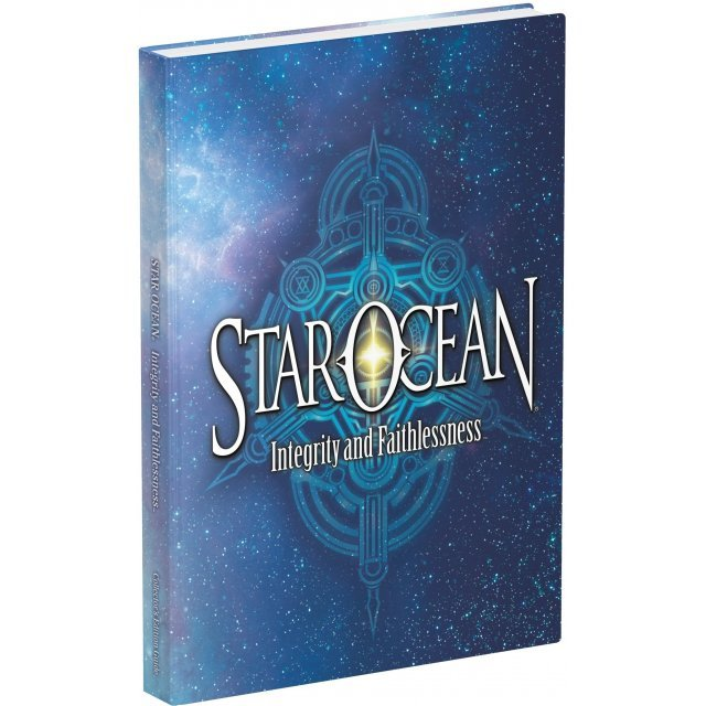Star Ocean: Integrity and Faithlessness Collector's Edition Strategy Guide (Hardcover)