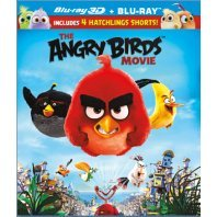 The Angry Birds Movie (2-Disc)(3D + 2D)