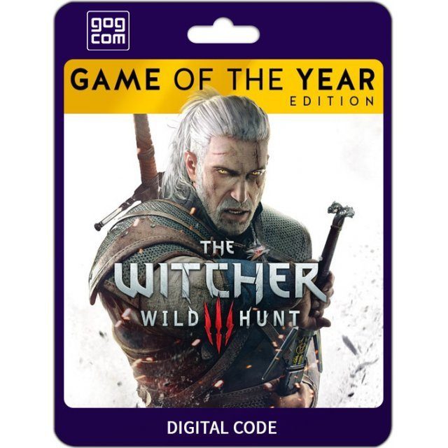 The Witcher 3: Wild Hunt [Game of the Year Edition]