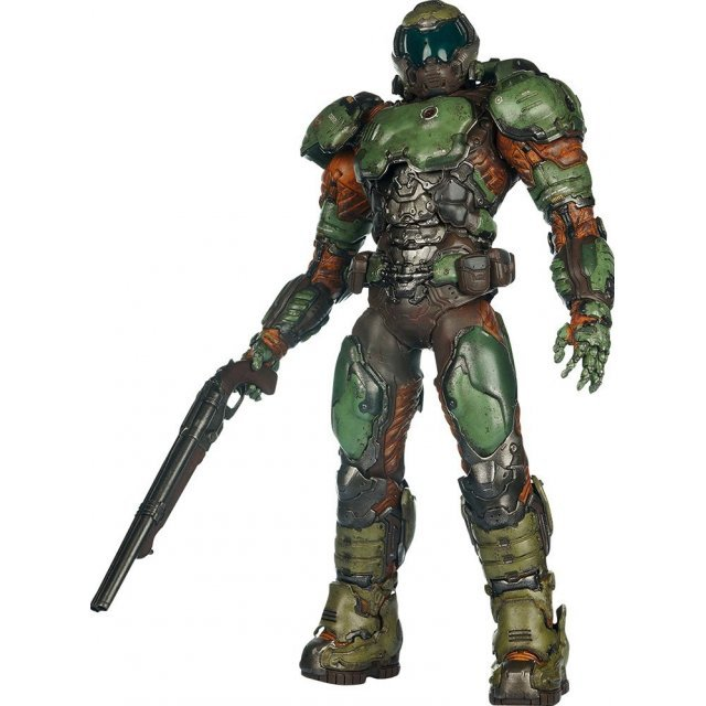 Doom 1/6th Scale PVC Figure: The Doom Marine