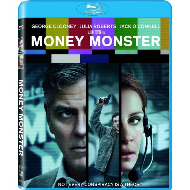 Money Monster [Blu-ray+Digital HD]