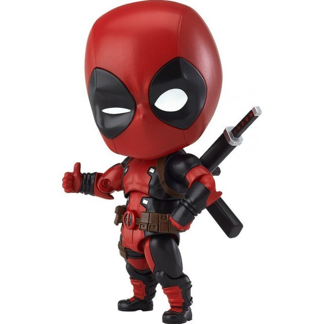 Nendoroid No. 662 Deadpool: Deadpool Orechan Edition (Re-run)