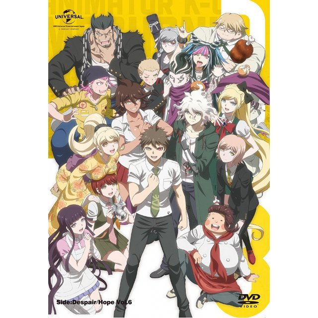 Despair Vol.6 - Danganronpa 3 The End Of Hope's Peak Academy Side [Limited Edition]