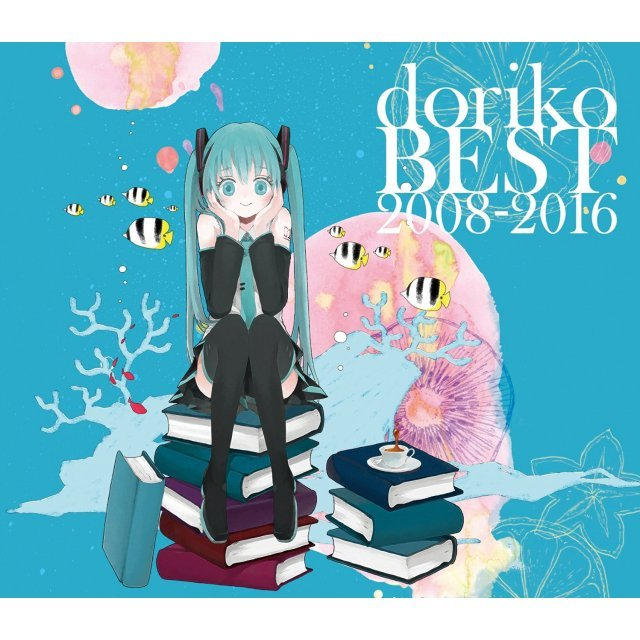 Doriko Best 2008-2016 [CD+DVD Limited Edition]